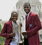 Check out! West Indies photo shoot,after double victory in World Cup